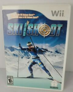 Ski-and-Shoot-Nintendo-Wii-2008-Complete