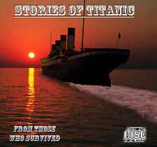 Audio CD: Titanic Survivors In Their Own Words