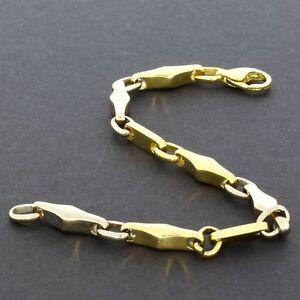 wert massives designer armband 750 18 karat gold. Black Bedroom Furniture Sets. Home Design Ideas
