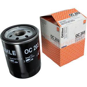 Original-mahle-Knecht-filtro-aceite-OC-203-aceite-filtro-Oil