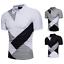 Fashion-Men-Slim-Fit-POLO-Shirts-Short-Sleeve-Casual-Plain-T-shirt-Tees-Tops thumbnail 1
