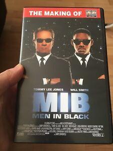 men-in-black-The-Making-Of-VHS-Kassette