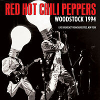 Red Hot Chili Peppers Sealed 2017 Woodstock '94 Live Concert Cd