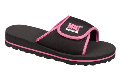 Ladies /& Girls Slip On Sandals Size 3 to 8 UK BEACH CASUAL WATER FLIP FLOP FF01
