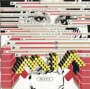 M-I-A-Maya-New-amp-Sealed-CD