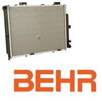 Radiator Behr 2105001203 For: Mercedes Benz W210 E300 E420 E430 4.2l on Sale