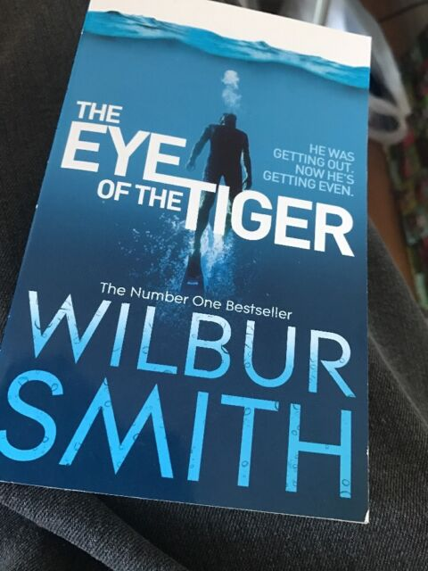 The Eye of the Tiger by Wilbur Smith (Paperback, 2013)