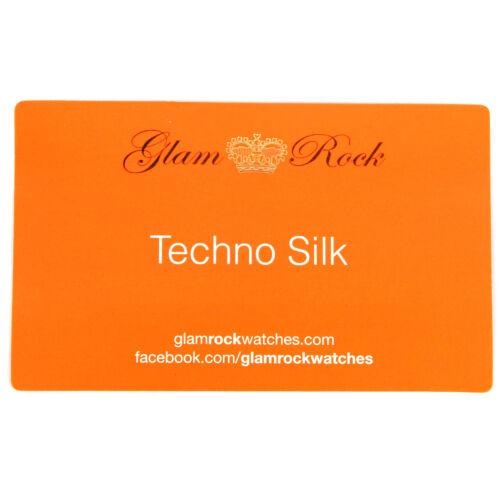 Glam Silk White 02 Techno Magneet Met Emblem Silver Rock Grhb001 W Handtas Tone rw50rqC