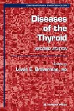 DISEASES OF THE THYROID - NEW HARDCOVER BOOK