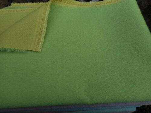 NEW Lime Green Dense,straight sheeps wool with a 12mm pile.