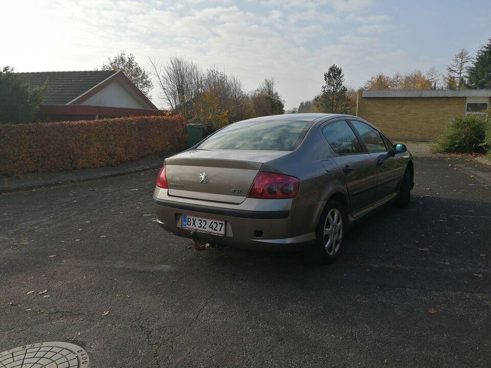 Peugeot 407, 2,0 SR, Benzin