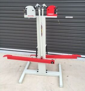 SHRINKER STRETCHER PAIR, FOOT OPERATED, PANEL BEATING, HOTROD, METAL FABRICATION