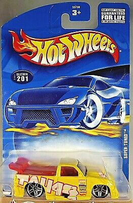 2001 Hot Wheels #114 1996 Ford Mustang 3 spoke