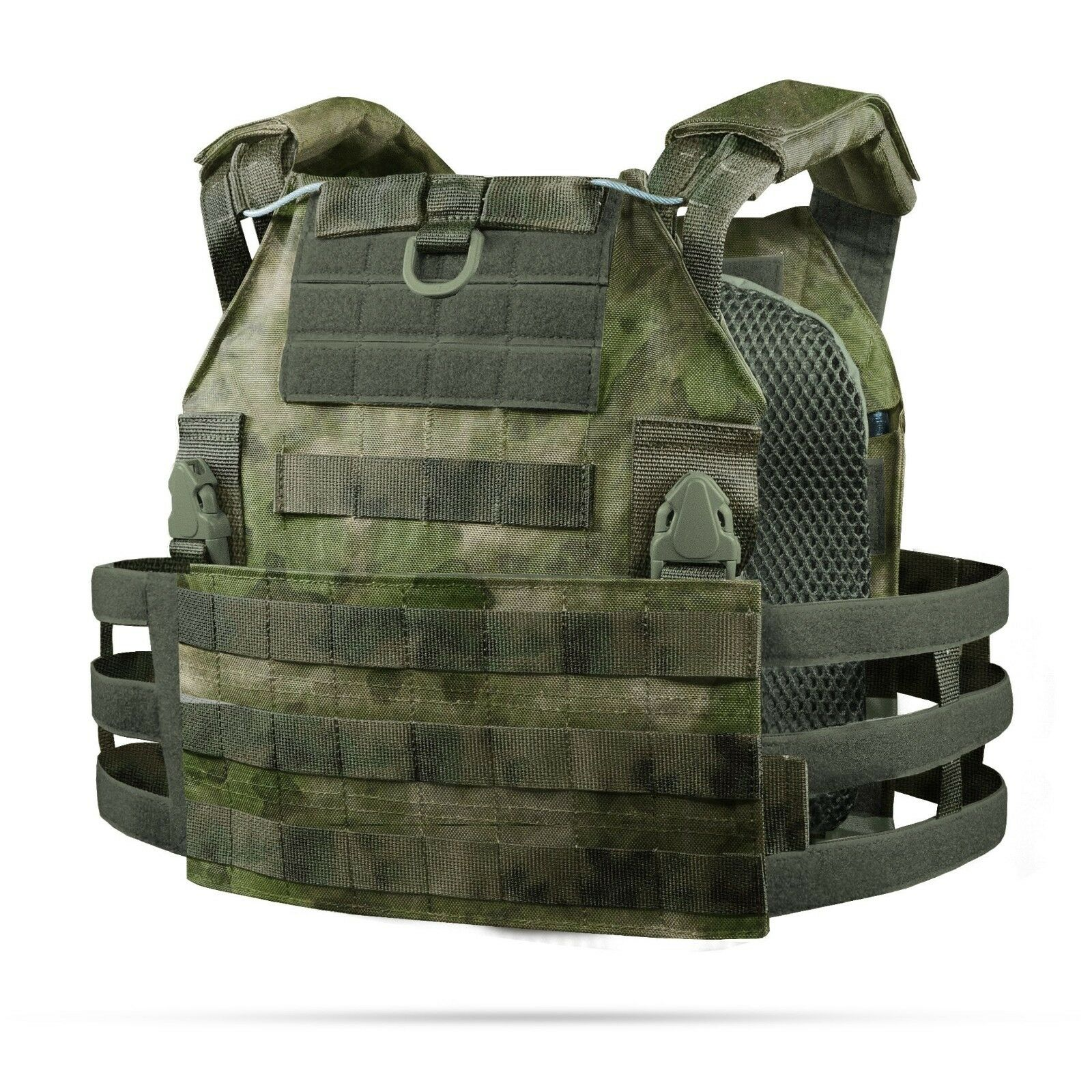 ARMY VEST PLATE CARRIER in A-TACS FG by STICH PROFI ( OTHER COLORS AVAILABLE )