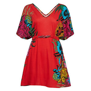 Desigual Women's Valeria Vest Dress PN: 19SWMK51