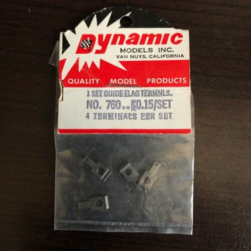 Details about  /Dynamic Terminals Set N.O.S 1//24 1//32 Scale Slot Cars