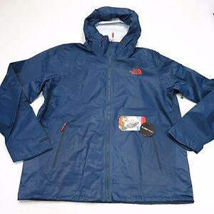 6c7069f70 Details about $199 North Face Men's Fuseform Dot Matrix Jacket XL Blue  Style CUG7 NEW