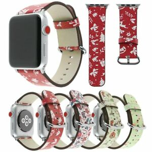 40-44mm-iWatch-Leather-Band-Xmas-Pattern-Strap-for-Apple-Watch-Series-6-5-4-3-SE