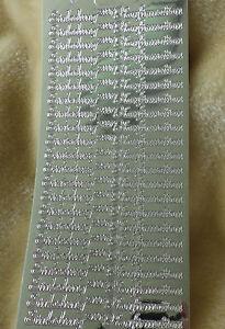 Das Bild Wird Geladen SPIEGEL Sticker Stickerbogen Aufkleber Einladung Zur  Konfirmation Silber