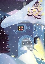 STEPHANIE DE MONACO Autographed Christmas Card