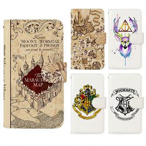 harry potter iphone 6 flip case