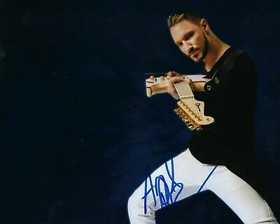 Signed Autograph 8x10 Photo Proof A1 Coa Making Things Convenient For The People Ingenious Gfa The Speed Of Dark Angel Vivaldi