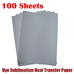 100-Sheets-A3-Dye-Sublimation-Heat-Transfer-Paper-for-Mugs-Plates-Tiles-Printing