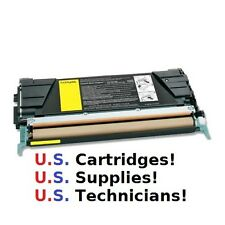 Lexmark C734A1YG C734A2YG Yellow 6K Toner Cartridge C734 C736 X736 OEM Quality