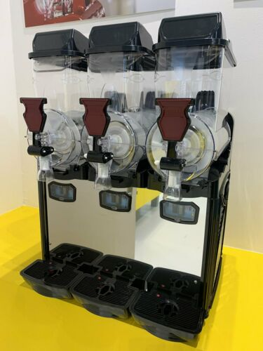 Slush Maschine Slushmaschine Cofrimell Eismaschine Gastronomie 1 bis 3 Kammern  pIbut