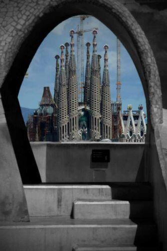 Sagrada Familia Antoni Gaudi Barcelona SpainPhotograph Print