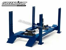 Greenlight REGOLABILE 1:18 scala 4 POST Workshop ascensore / rampa per DIE CAST MODELS