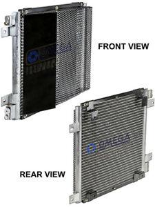 Omega Environmental 24-30523 A/C Condenser Isuzu NPR Applications