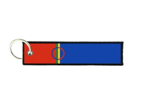 Schlüsselanhänger auto moto anhänger flagge fahne flaggen samen sami sapmi
