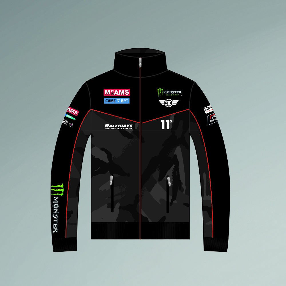 Official McAM'S Yamaha Team  Fleece