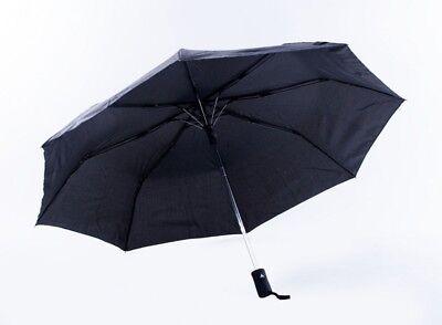 Acquista A Buon Mercato Automatico Telescopica Pieghevole Ombrello Fibra Vetro Stabile - Nero