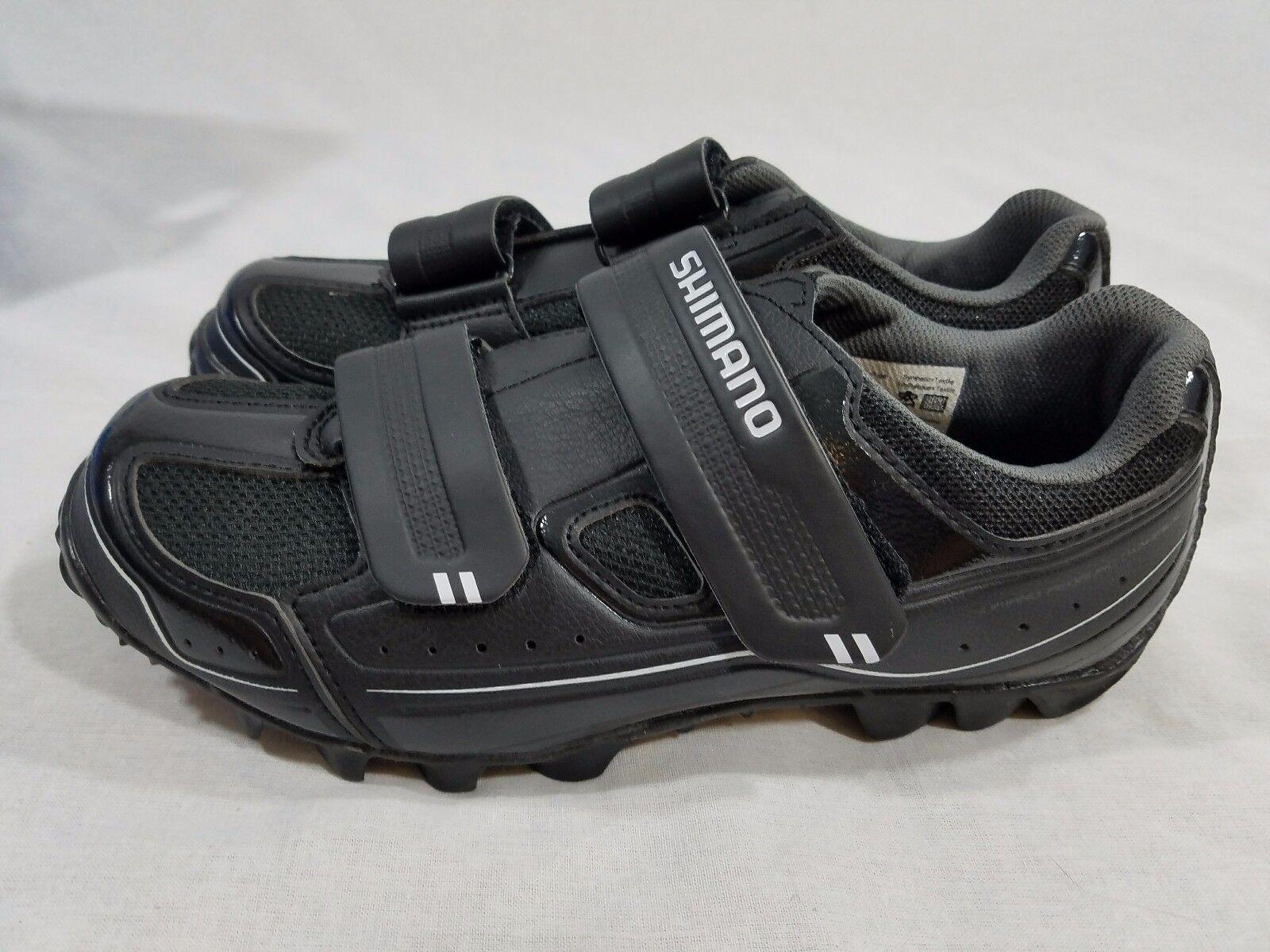 Shimano SH-M065L Men's Cycling shoes  SIZE US 5.2 1d  high quality genuine