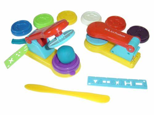 Pâte /& clay cutter Rotary roues droit et zig zag Craft Cutter de Play-Doh
