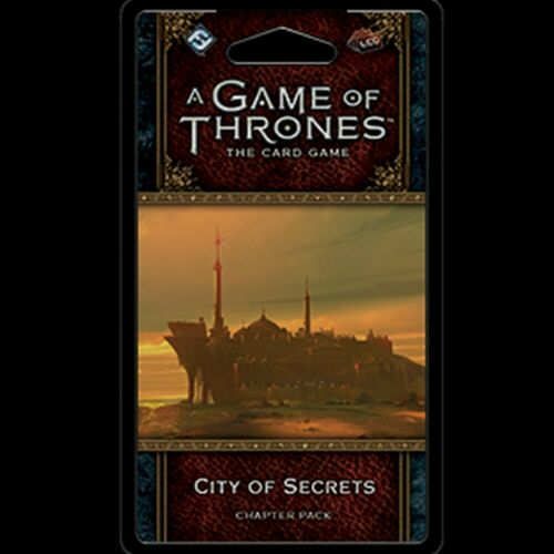 City of Secrets Chapter Pack pour A Game of Thrones Galaxie compacte lumineuse 2nd