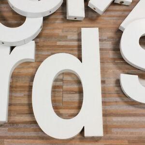 d-alter-Fassaden-Werbe-Buchstabe-Reklame-Alu-Wand-alte-Werbung-Deko-alt-Vintage