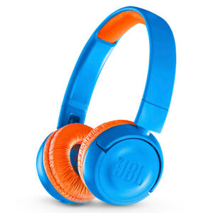 JBL JR 300BT Kids On-Ear Wireless Headphones with Safe Sound Technology