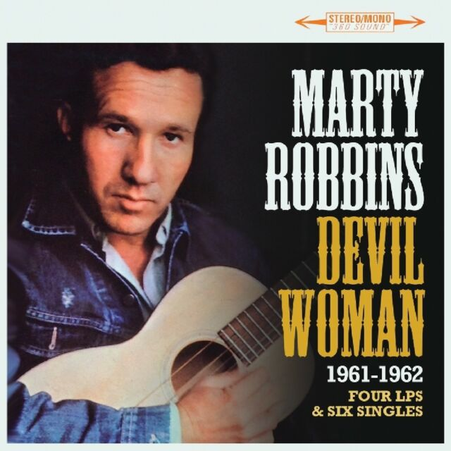 Marty Robbins - Devil Woman: Four LPs and Six Singles 1961-1962
