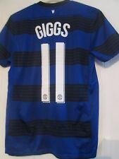 Manchester United Giggs 2011-2012 Away Football Shirt Medium /41025