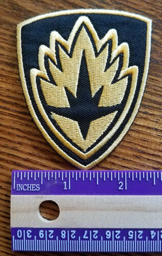 Guardians Of The Galaxy Nova Corps Bestickt Aufnäher 7.6cm Hoch
