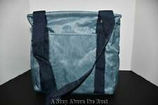 Details about  /Thirty One SMALL Utility Tote in Vista Stripe NWT