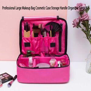 Large-Professional-Makeup-Bag-Cosmetic-Case-Storage-Handle-Organizer-Travel-Kit