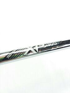 True-Temper-XP100-1-034-Demo-Steel-Shaft-Stiff-Flex-355-S300-with-Adapter-37-034