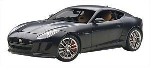 AUTOart-1-18-Jaguar-F-Type-R-Coupe-2015-Matt-Black-Diecast-Model-73652