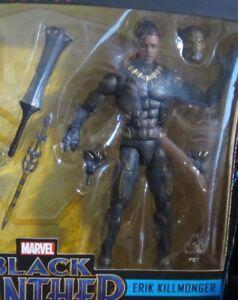 Marvel-Legends-Erik-Killmonger-Target-Exclusive-New-Mint-Black-Panther-Unmasked
