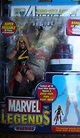 Marvel Legends Giant Man Lower Torso Baf Ms Marvel Exclusive Warbird Complete