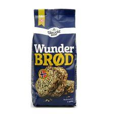 (6,65/kg) Bauckhof Wunderbrot Wunderbrød Brotbackmischung glutenfrei bio 600 g